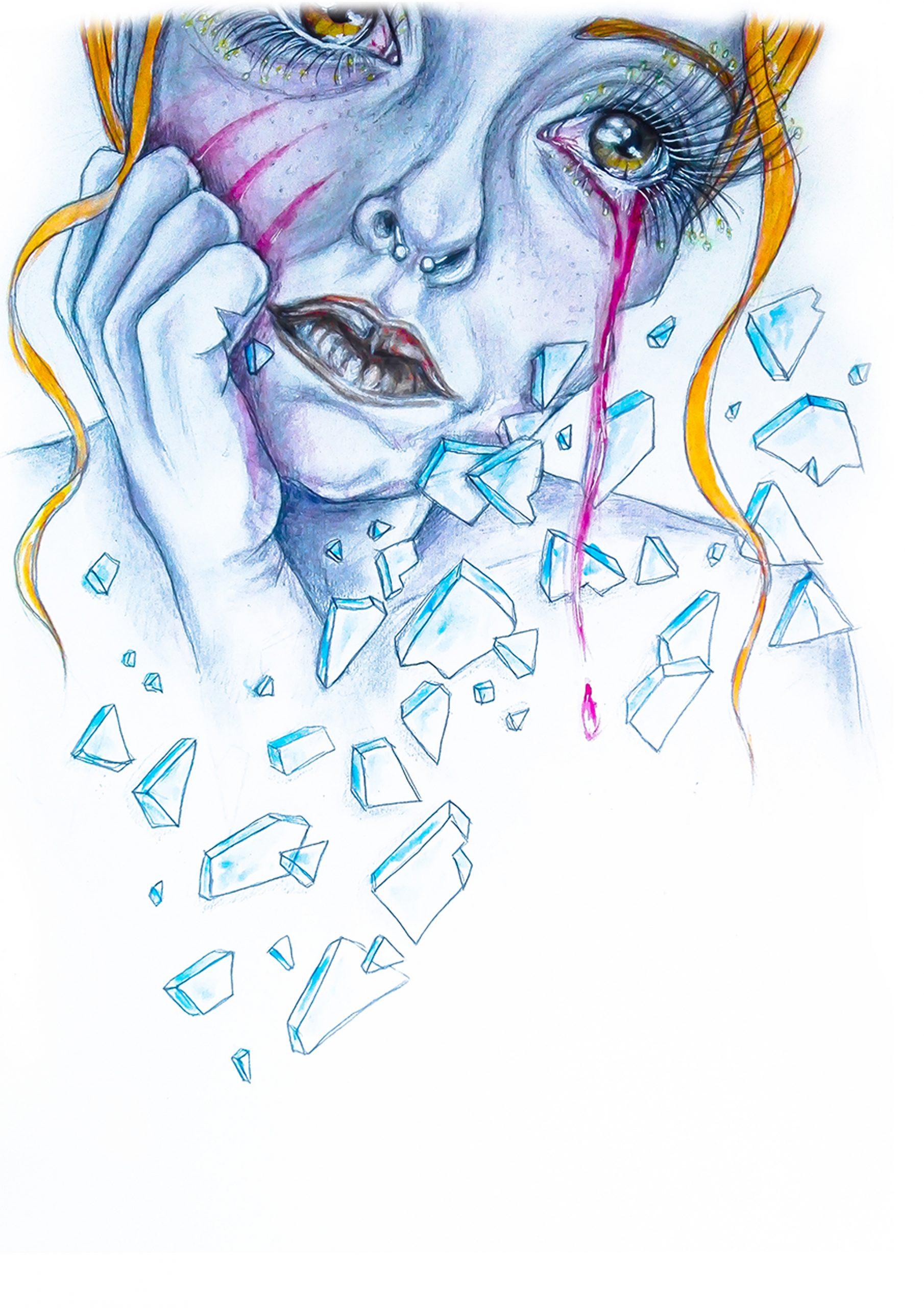El sentido de la vida stamina ilustracion sara sanchez un mal trago libro