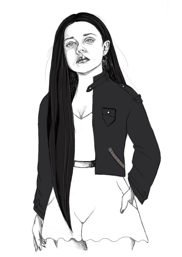 Akasha comic ilustracion Sara Sánchez staminamandarina