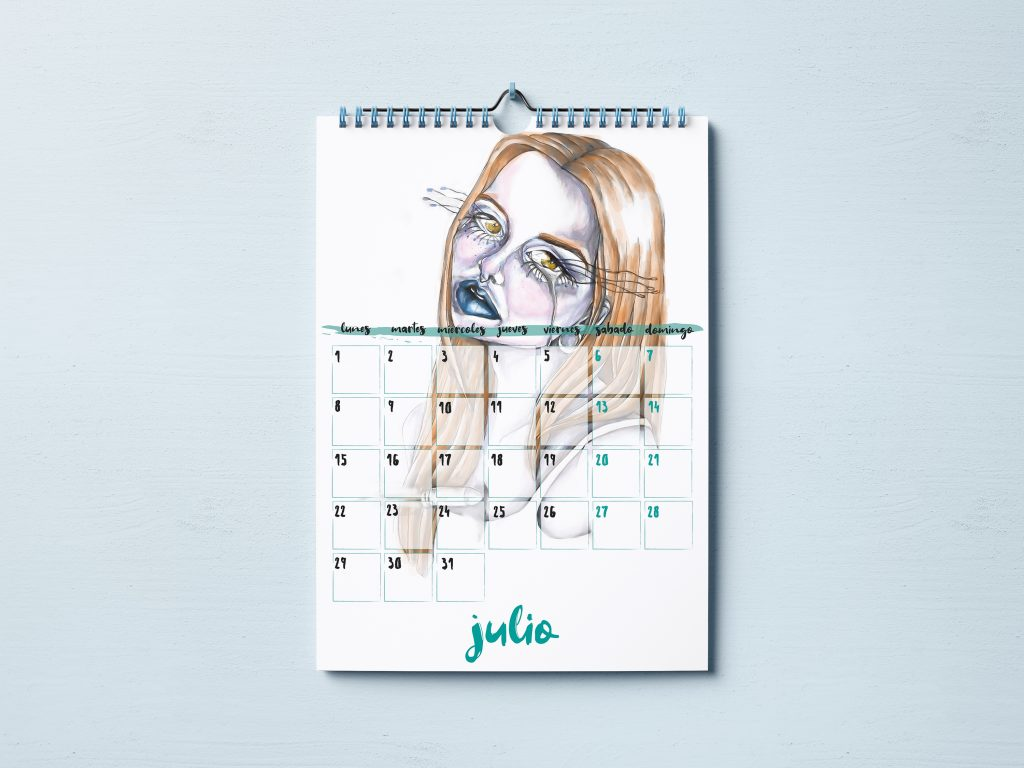 calendario 2019 staminamandarina